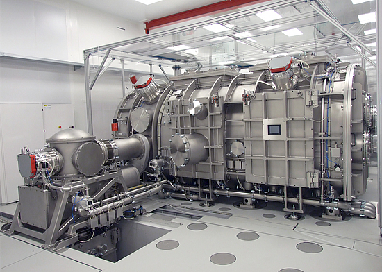 Vacuum Equipment for Science, Research and Development